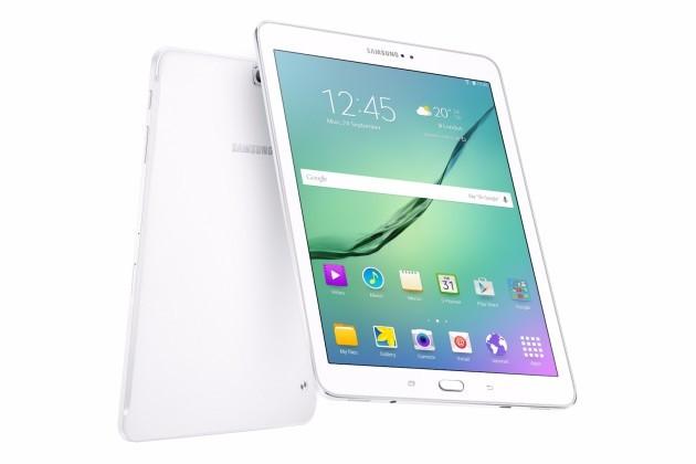 Samsung Galaxy Tab S2 ufficiale: 8 e 9.7 pollici con corpo sottile e leggero