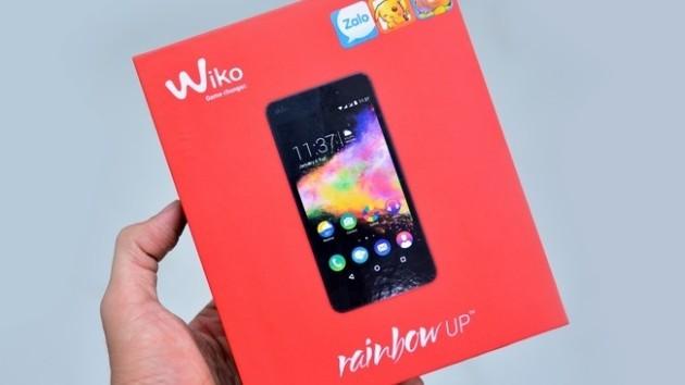Wiko Rainbow Up ufficiale: svelato il nuovo smartphone Android di fascia bassa