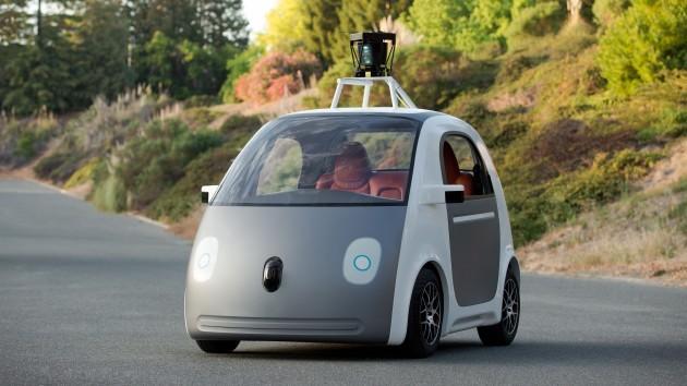 Google Self-Driving Car coinvolta in un incidente
