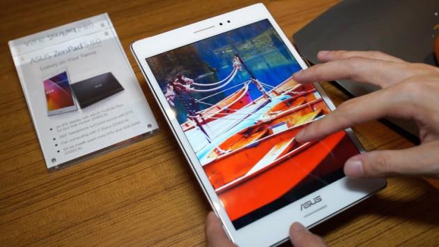 ASUS ZenPad S 8.0 arriva in USA con 4 GB di RAM a 299$