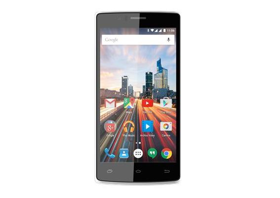 "Archos 50d Helium: Snapdragon 410, display HD da 5"" e LTE a 149€"