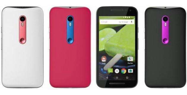 Motorola Moto G 2015: sblocco del bootloader e recovery TWRP