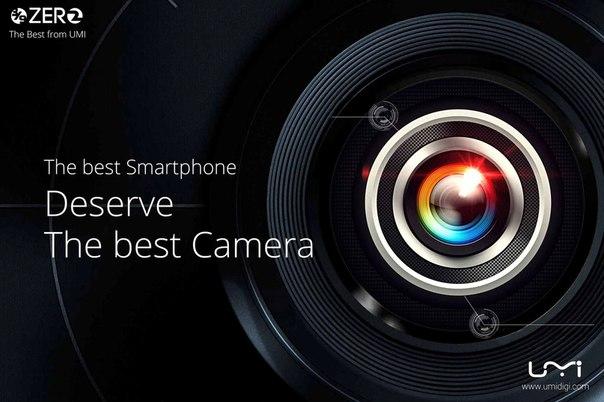 UMI Zero 2 avrà una fotocamera da 20 Mpx oltre al doppio display