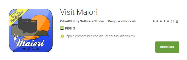 Visit Maiori Head Play Store