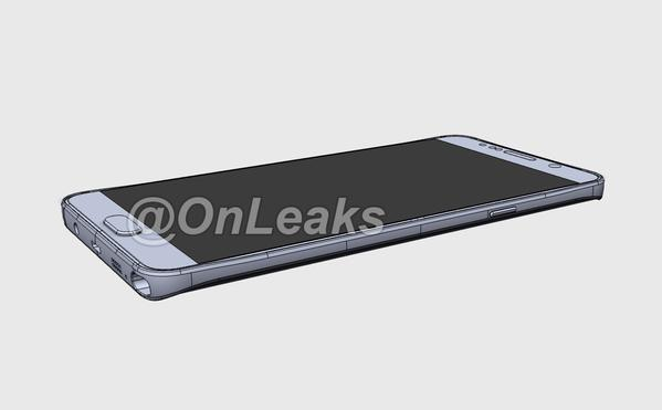 Samsung Galaxy Note 5, il possibile design svelato in video