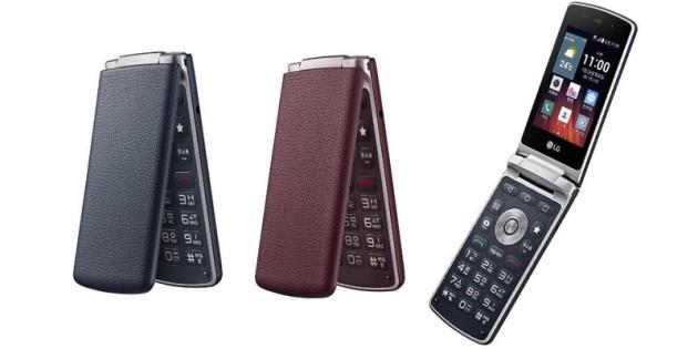LG annuncia un nuovo flip-phone: LG Gentle