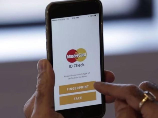 MasterCard sfrutterà i selfie come autentificazione per i pagamenti