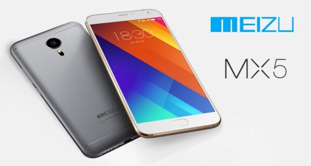Meizu MX5: iniziato ufficialmente il roll-out di Flyme OS 5.0