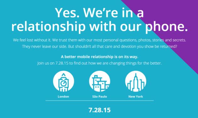Motorola, un evento il prossimo 28 Luglio: nuovi Moto X e Moto G in arrivo
