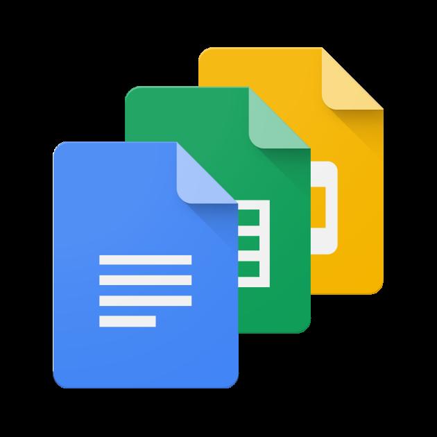 Google rilascia aggiornamenti per la suite di Office Editing