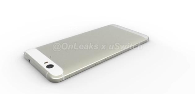 Huawei Nexus 6 si mostra in un nuovo render