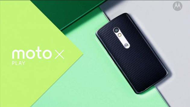 Motorola Moto X Play: aperte le prenotazioni su Amazon Italia