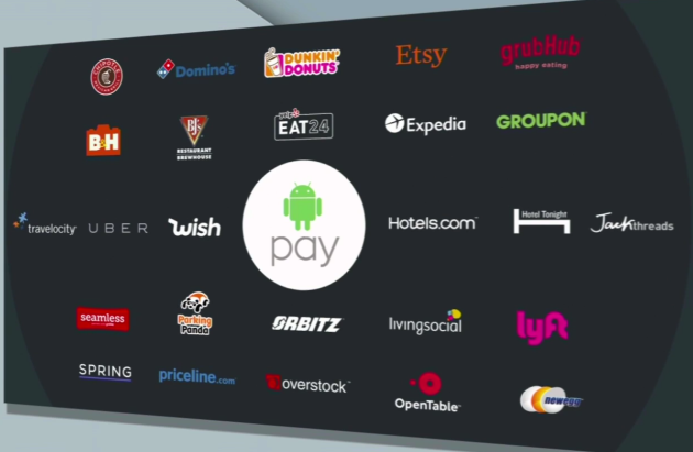 Android Pay debutterà in Europa e USA con il Nexus 5 2015