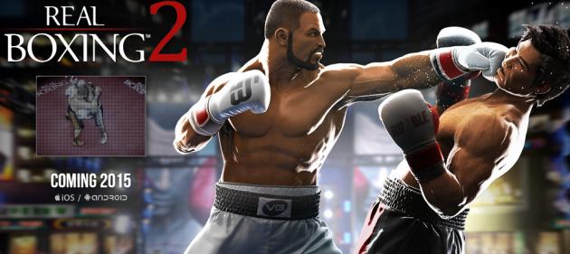 Real Boxing 2 sfrutterà l'Unreal Engine 4 su Android e iOS