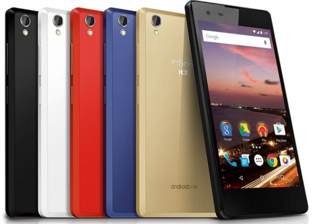 Infinix Hot 2: lo smartphone Android One per l'Africa