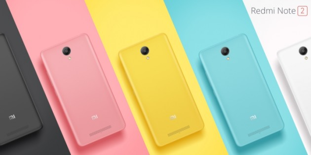 Xiaomi Redmi Note 2 ufficiale: SoC Helio X10, 2GB di RAM e display da 5.5
