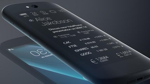 YotaPhone 2 non arriverà sul mercato statunitense