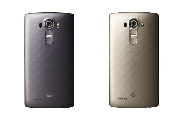 LG G4 in metallo arriva in India