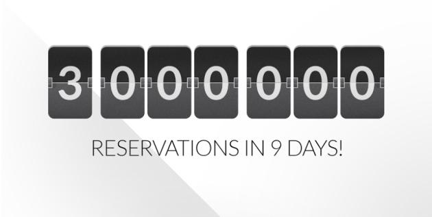OnePlus 2 supera 3 milioni di prenotazioni in 9 giorni