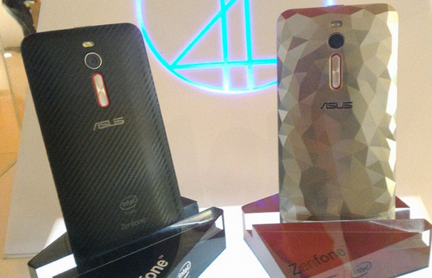 ASUS svela ZenFone 2 Deluxe Special Edition: memoria interna da 256 GB