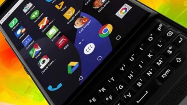 Blackberry Venice: un video ne svela tutti i particolari