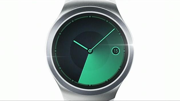 Lo smartwatch Gear S2 compare in nuove immagini promozionali Samsung
