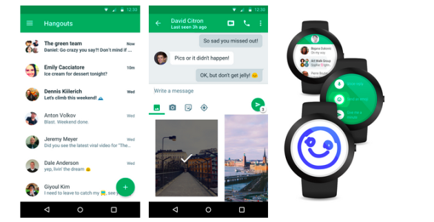 Hangouts 4: iniziato il roll out per Android [DOWNLOAD APK]