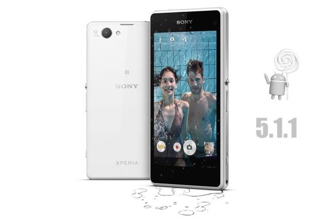 Sony: aggiornamento ad Android Lollipop 5.1.1 per Xperia Z1, Z Ultra e Z1 Compact