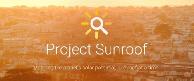 Google presenta Sunroof, il nuovo progetto per l'adozione del fotovoltaico