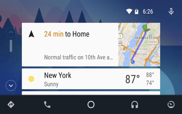Desktop Head Unit, la risposta di Google agli sviluppatori Android Auto