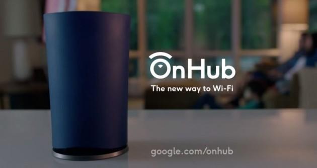 Google On: l'app per controllare il router OnHub