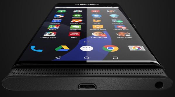 BlackBerry Venice: leak finalmente più completi