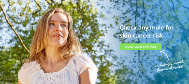 SkinVision Melanoma: l'app per controllare i propri nei