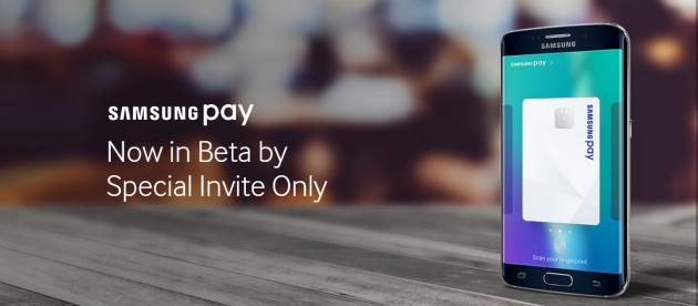 Samsung Pay coinvolge gli utenti nel beta testing