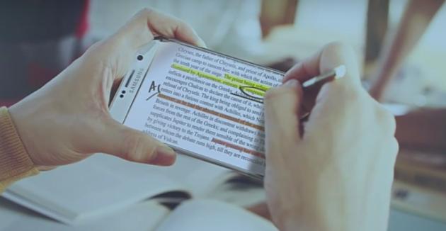 Galaxy Note 5: Ecco le nuove funzioni della S Pen