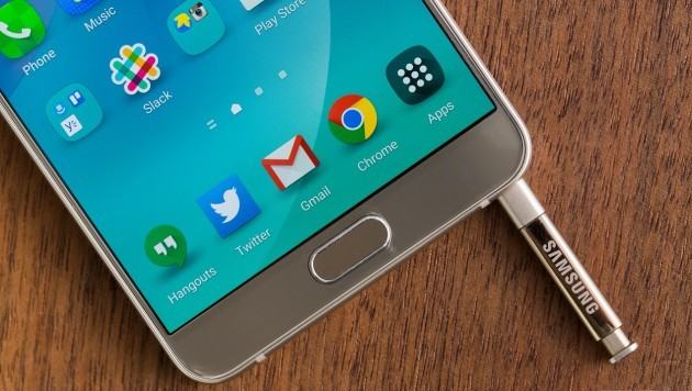 Samsung Galaxy Note 5 disponibile a 619€ da Gli Stockisti