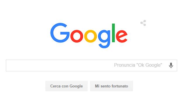 Google svela il nuovo logo