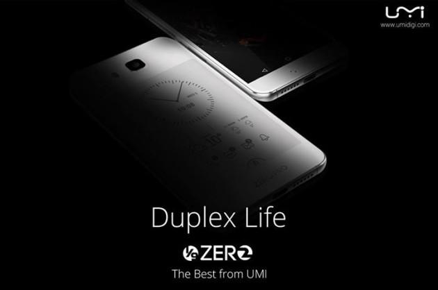 UMI Zero 2 potrebbe avere Mediatek Helio X10/X20 e 4 GB di RAM