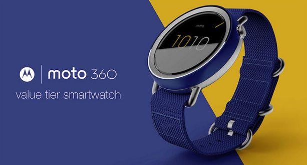 Motorola Moto 360: ecco la versione low-cost che non vedrà mai la luce