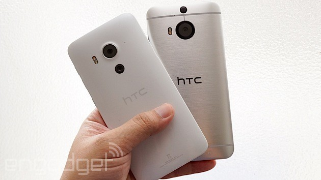 HTC svela ufficialmente Butterfly 3 e One M9+ Aurora Edition