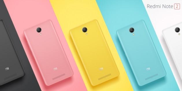 Xiaomi Redmi Note 2 sottoposto ad un drop test e un test d'immersione