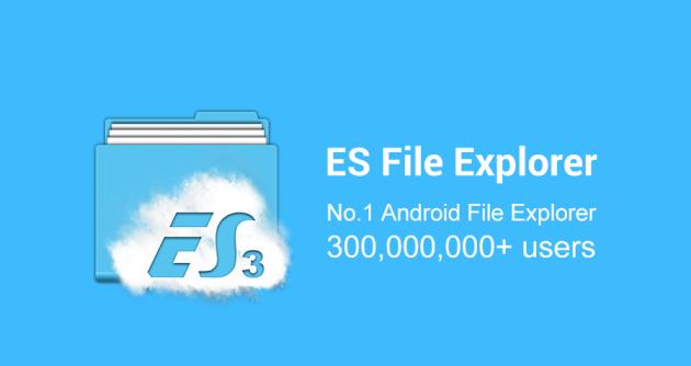 ES File Explorer riceve il Material Design anche sul Google Play Store
