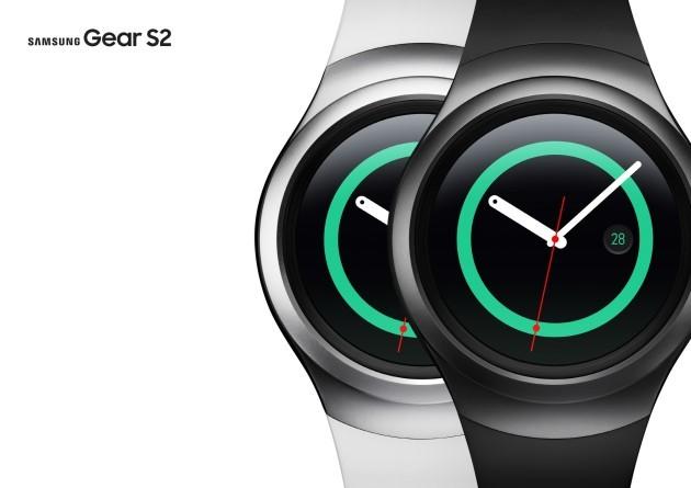 Samsung annuncia ufficialmente i nuovi Gear S2 e S2 Classic