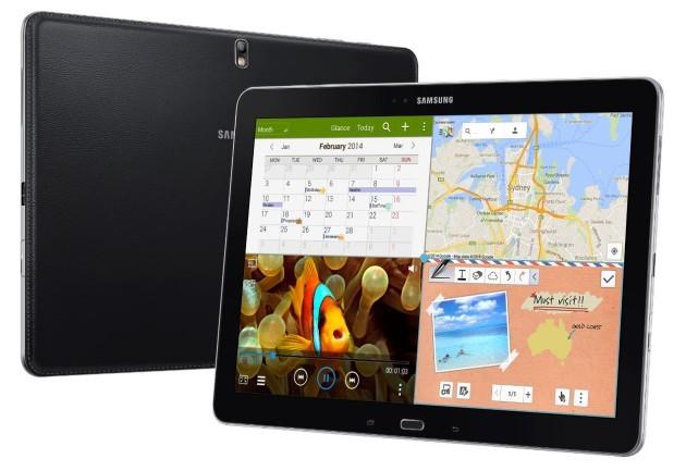Samsung Galaxy Tab Pro 12.2 riceve l'aggiornamento ad Android 5.1.1 Lollipop