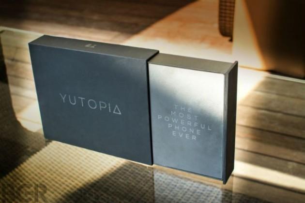 Yu Yutopia arriverà in India dal prossimo mese
