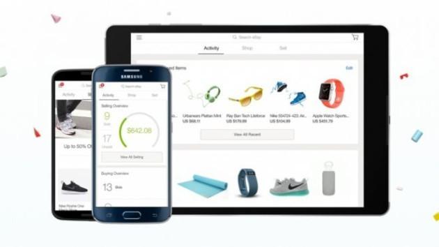 eBay: il client Android si aggiorna alla versione 4.0