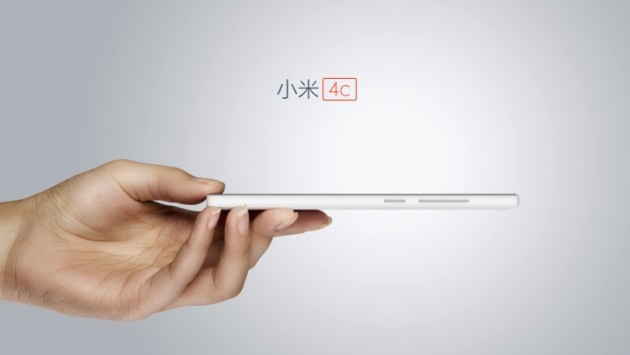 Xiaomi Mi 4c ufficiale: Snapdragon 808, display FHD da 5″ e USB Type-C