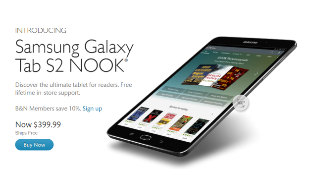 Samsung si allea con Barnes & Noble: ecco i motivi