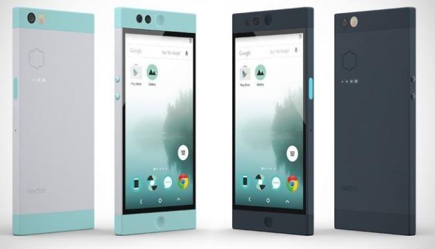 Nexbit Robin: lo smartphone Android che punta sul cloud
