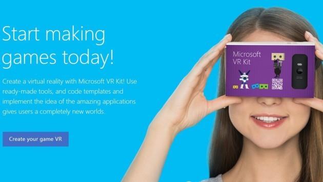 Microsoft VR Kit: in arrivo la risposta alla Google Cardboard